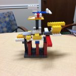 Lego creations from our patients!