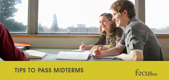 Focus MD ADHD Tips to passing midtrems